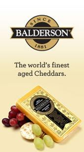 Balderson Cheddars - The Mixer